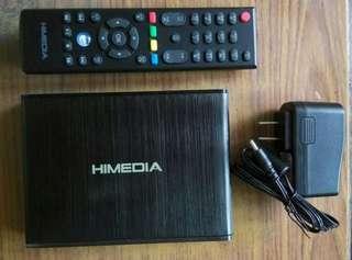 靚聲畫Himedia HD600F 高清播放器