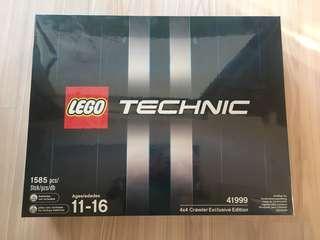 Lego 41999 Technic 限量特別版搖控車