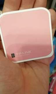 Tp link 迷你 150m router /repeater
