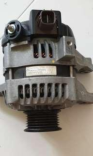 Genuine Toyota Alternator for 2003-2009 Altis and WISH or cars with 1ZZFE engine