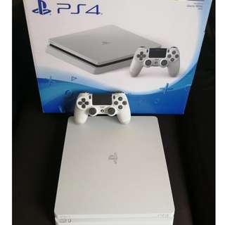 PS4 Slim Free Games