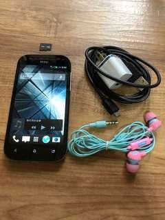 🚚 [售] HTC One SV 8GB [價格]1500 [物品狀況]2手     [交易方式]面交自取 7-11或全家取貨付款 [交易地點]台南市東區     [備註]無盒裝/旅充/耳機/記憶卡4GB [匯款帳號]合作金庫[006]1232-872-051459