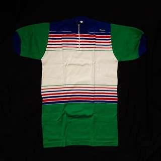 (DEADSTOCK) SANTINI VINTAGE CYCLING JERSEY