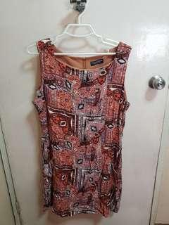 Dorothy Perkins Printed Dress (Plus Size)