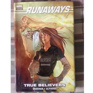 Runaways Vol. 4: True Believers HC