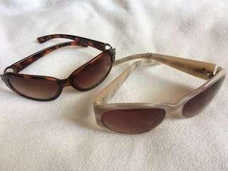 Authentic Guess USA and LEI Sunnies