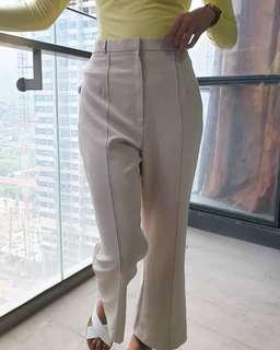 Cream Vintage Pants
