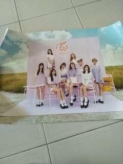 Twice Lane 1 Thailand Edition Poster