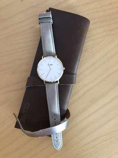 Cluse Leather Watch!