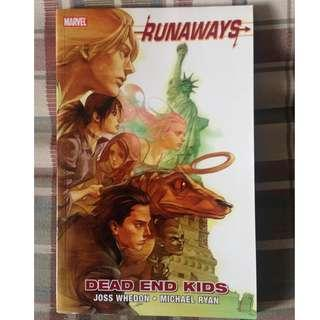 Runaways Vol. 8 Dead End Kids TPB