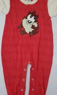 New baby Looney Tunes clothing