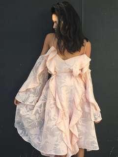 Talulah Love Light Midi Dress RRP $350