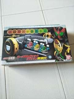 Kamen Rider OOO Super Best Henshin Belt (Box)