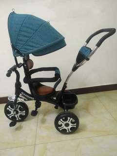 4in1 stroller bike
