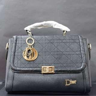 Dior Leather Bag