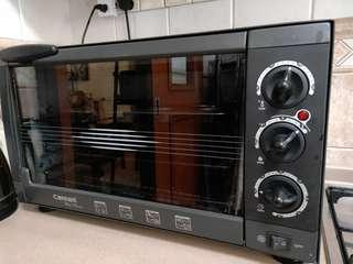 🚚 Cornell Master Chef Electric Oven 33L