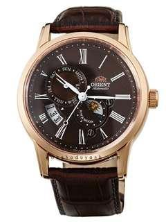 """SAK00003T0東方品牌手錶""""Orient""""日本機芯一年保養"""