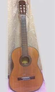 Acoustic Guitar古典結他