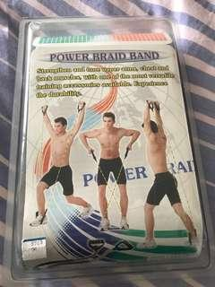 Power Braid Band
