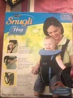 🚚 Evenflo Snugli Baby Carrier