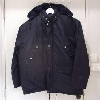 Safety jacket flotation parka
