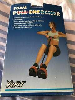 C2Fit Foam Pull Exerciser