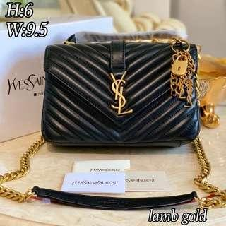 YSL Chain Slingbag