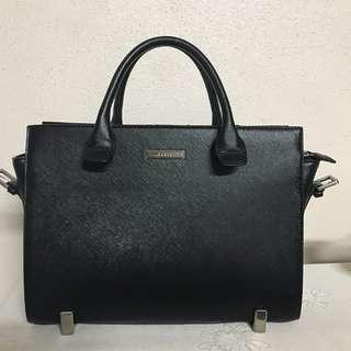 Pedro black handbag