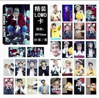 [WTS] BTS Lomo Cards