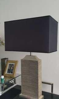 Table Lamp 2 Units