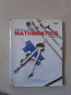 🚚 New Syllabus Mathematics Textbook 1