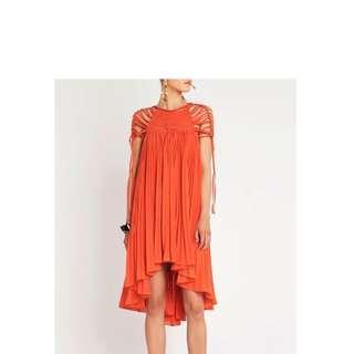 🚚 The Towers Dress (Sass & Bide) Size 36 (Aus 6) NWT