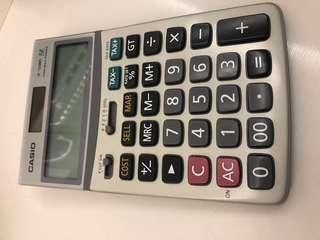 Casio 12 digits Calculator 計數機