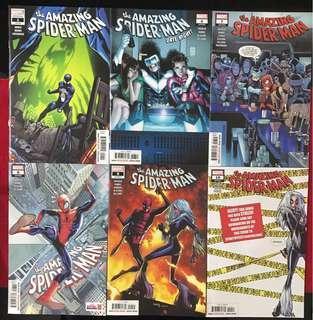 Amazing Spider-man #6-10 (Nick Spencer) - Marvel Comics