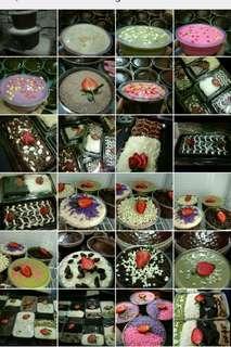 Berbagai macam kue