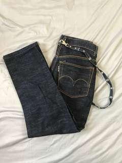 🚚 Blue way 牛仔褲 32x34