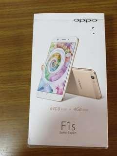Oppo F1S, 4G RAM, 64GB, rose gold
