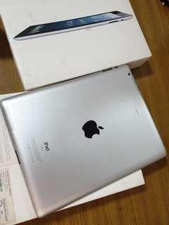 iPad 2, 16GB, wifi only, silver