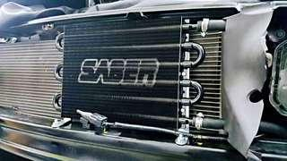 SABER CVT CVTF cooler kit Civic FC 1.5 Turbo