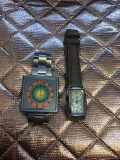 手表2隻 需換電池 work but need fix