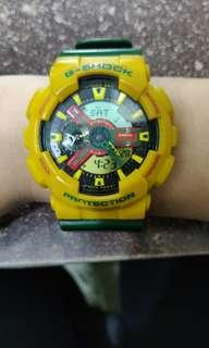 Authentic G-Shock Watch Casio Unisex Good Condition