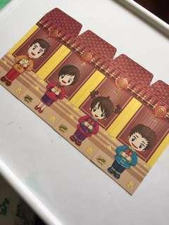 SPC Family Angpow Angbao angpau red Packet