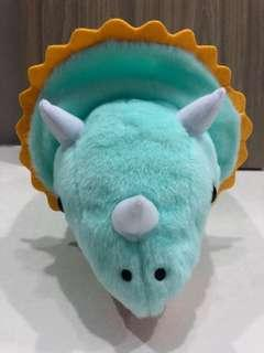 Plush toy with music