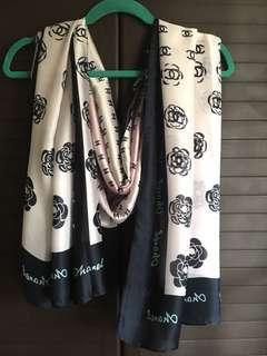 Chanel scarves