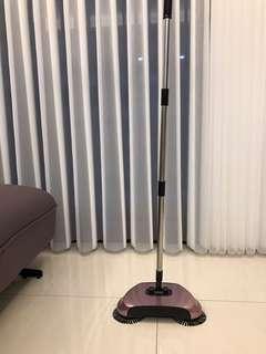 🚚 手推式掃地機-香檳紫