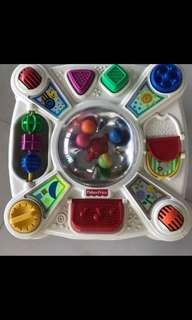 Activity table for toddlers