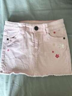 H&M kids Pink Mini Skirt