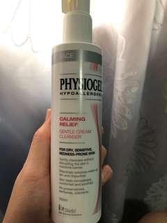 Physiogel gentle cream cleanser