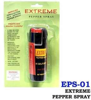 Self-Defense Pepper Spray