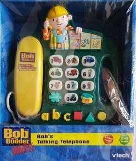 🚚 Bob the builder talking phone vtech